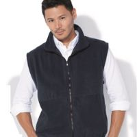 Full-Zip Fleece Vest Thumbnail