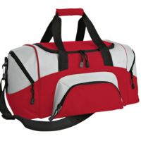 Port Authority® - Small Colorblock Sport Duffel Thumbnail