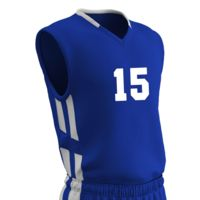 BBJ9 Muscle Jersey with Numbers Thumbnail