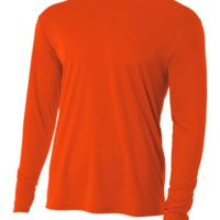 N3165 Cooling Performance Long Sleeve Crew Thumbnail