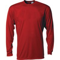 NB3165 Youth Cooling Performance Long Sleeve Crew Thumbnail