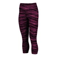 2628B Ladies Hyperform Compression Capri Thumbnail